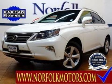 2014 Lexus RX 350 for sale in Commerce City, CO