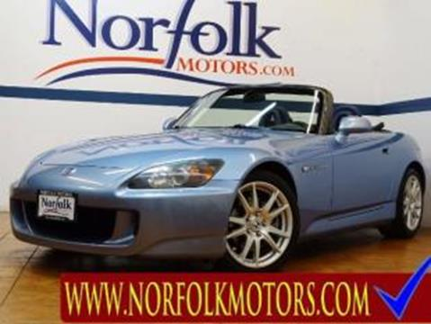 2005 Honda S2000 for sale in Commerce City, CO