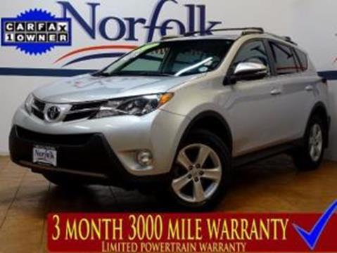 2014 Toyota RAV4 for sale in Commerce City, CO