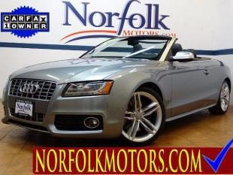 2011 Audi S5 for sale in Commerce City, CO