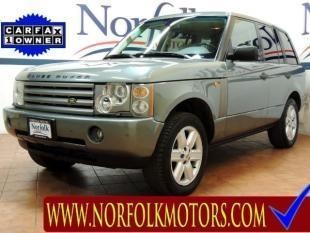 2004 Land Rover Range Rover for sale in Commerce City, CO