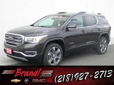 gmc acadia for sale in aitkin mn. Black Bedroom Furniture Sets. Home Design Ideas
