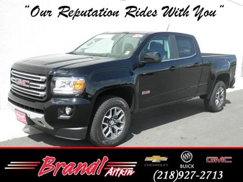 2017 GMC Canyon for sale in Aitkin, MN