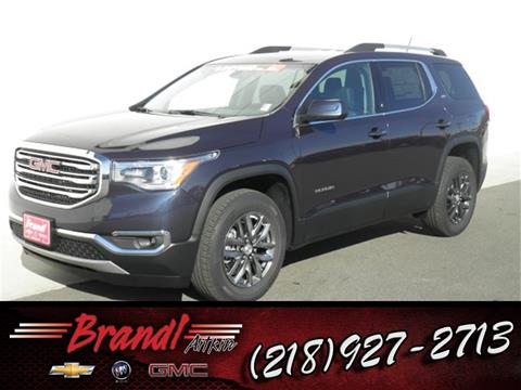 2018 GMC Acadia for sale in Aitkin, MN