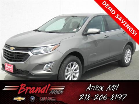2018 Chevrolet Equinox for sale in Aitkin, MN