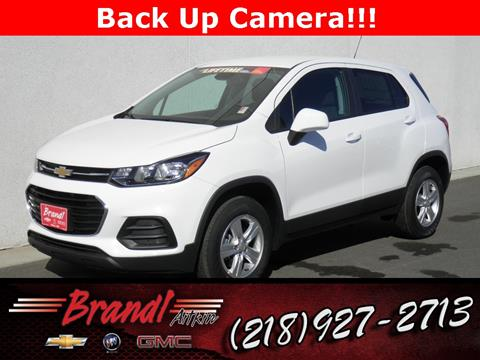 2019 Chevrolet Trax for sale in Aitkin, MN