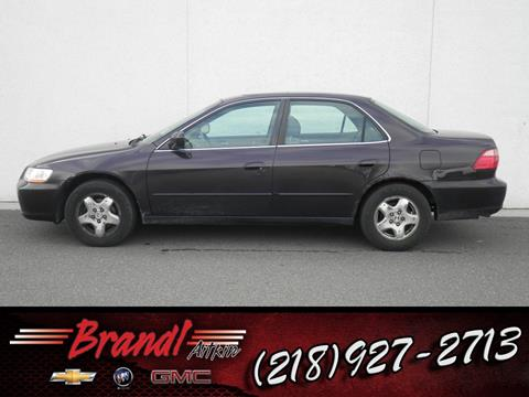 1999 Honda Accord for sale in Aitkin, MN