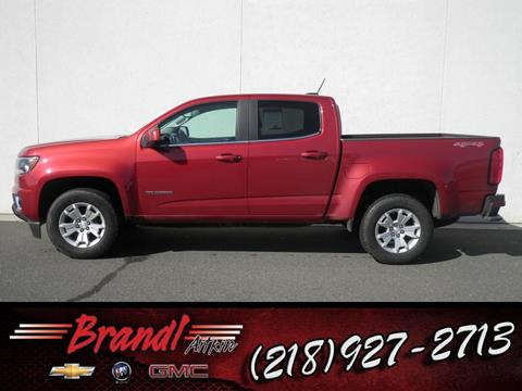 2016 Chevrolet Colorado for sale in Aitkin, MN