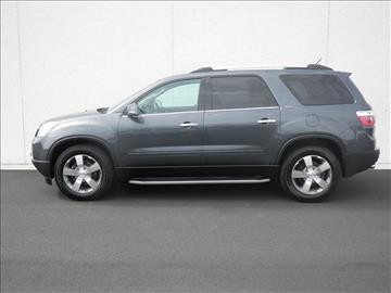 2011 GMC Acadia for sale in Aitkin, MN