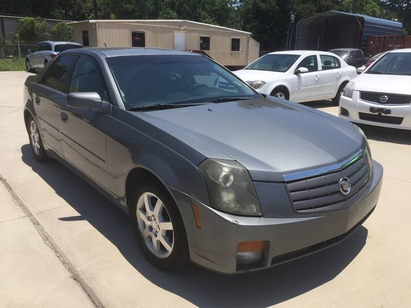 2005 Cadillac CTS 3.6 4dr Sedan - Cypress TX