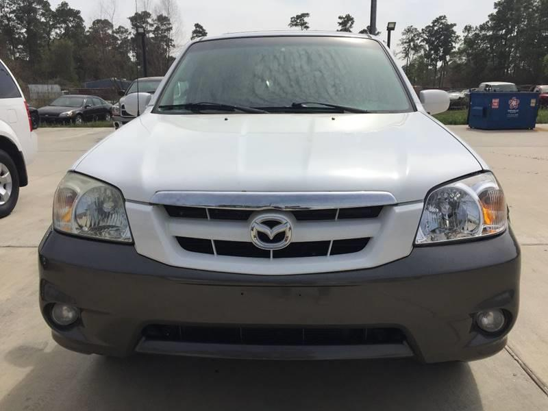 2006 Mazda Tribute s 4dr SUV - Cypress TX