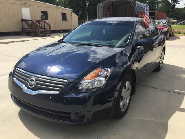 2008 Nissan Altima 2.5 4dr Sedan - Cypress TX