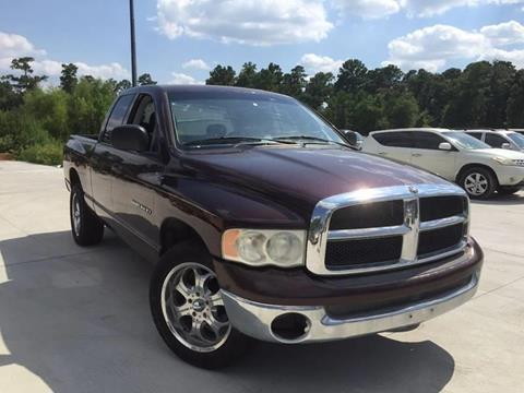 2005 Dodge Ram Pickup 1500 for sale in Cypress, TX