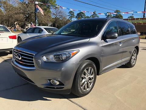 2015 Infiniti QX60 for sale in Cypress, TX