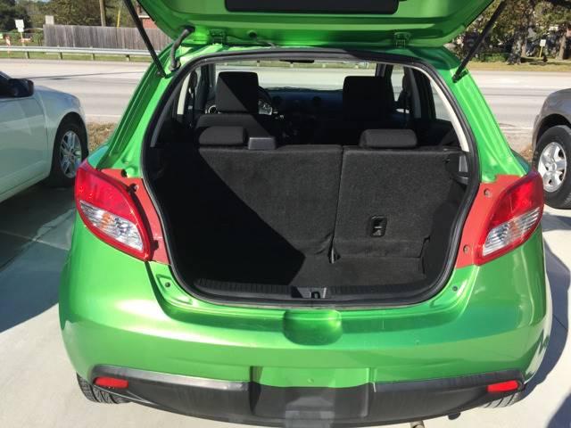 2012 Mazda MAZDA2 Sport 4dr Hatchback 4A - Cypress TX