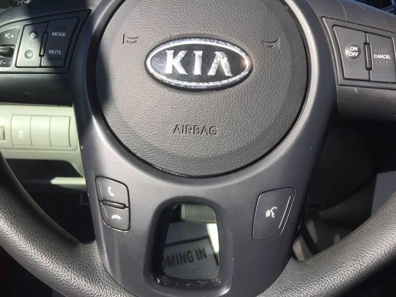 2013 Kia Forte EX 4dr Sedan - Cypress TX