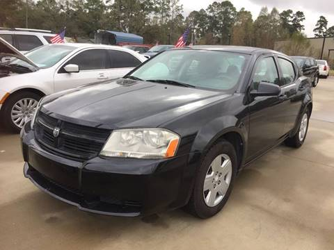 2010 Dodge Avenger for sale in Cypress, TX