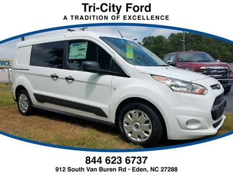 2017 Ford Transit Connect Cargo for sale in Eden, NC