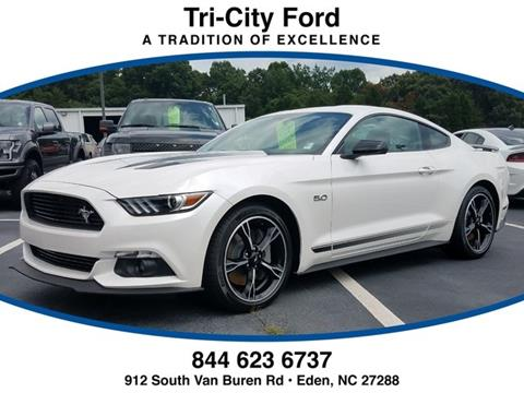 2017 Ford Mustang for sale in Eden NC