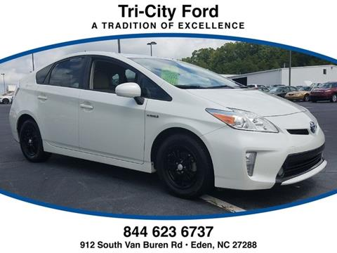 2013 Toyota Prius for sale in Eden NC