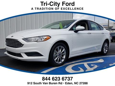 2017 Ford Fusion for sale in Eden, NC