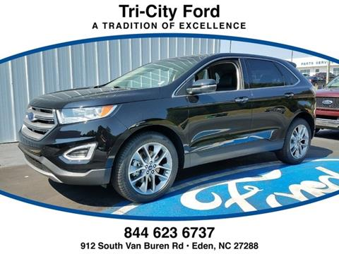 2017 Ford Edge for sale in Eden NC