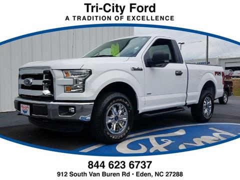 2016 Ford F-150 for sale in Eden NC