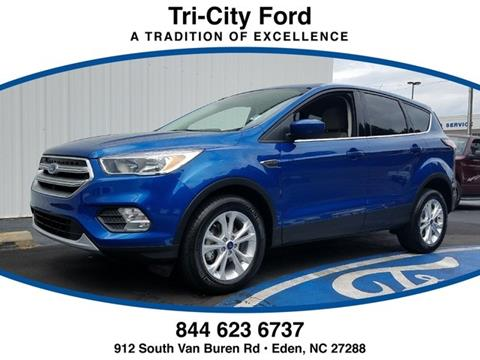 2017 Ford Escape for sale in Eden NC