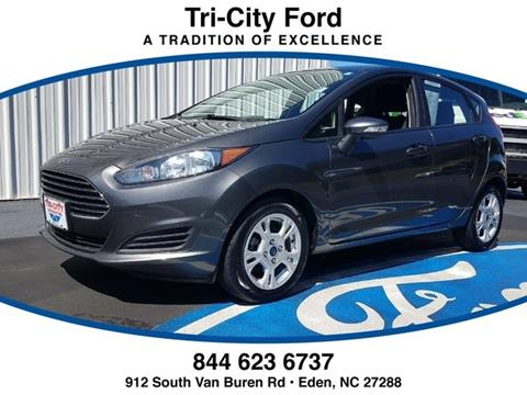 2015 Ford Fiesta for sale in Eden, NC