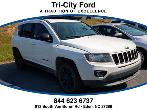 2014 Jeep Compass for sale in Eden, NC