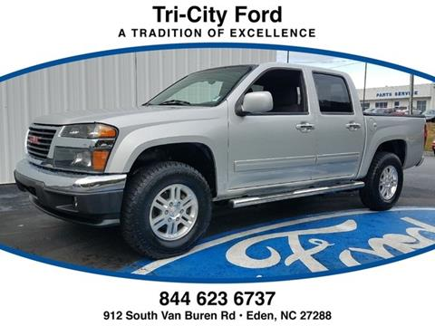 2012 GMC Canyon for sale in Eden, NC