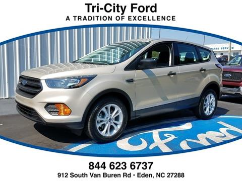 2018 Ford Escape for sale in Eden NC