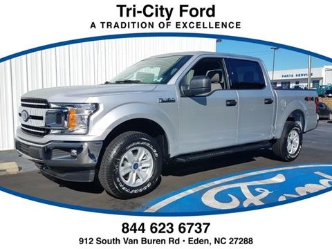 2018 Ford F-150 for sale in Eden NC