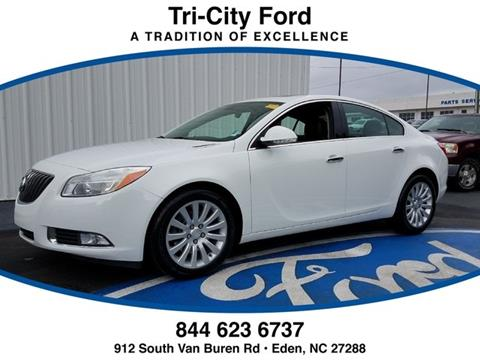 2013 Buick Regal for sale in Eden, NC