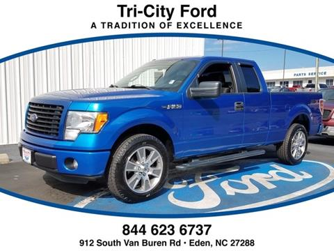 2014 Ford F-150 for sale in Eden, NC