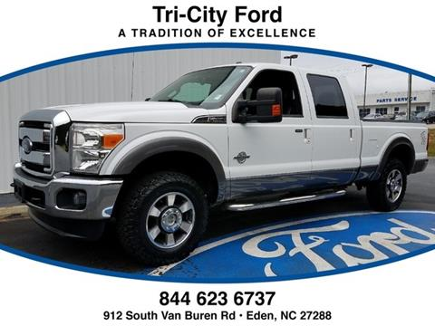 2012 Ford F-250 Super Duty for sale in Eden, NC
