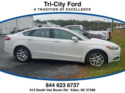 2014 Ford Fusion for sale in Eden, NC