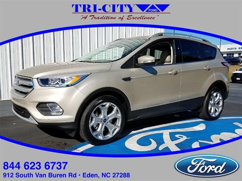 2018 Ford Escape for sale in Eden NC