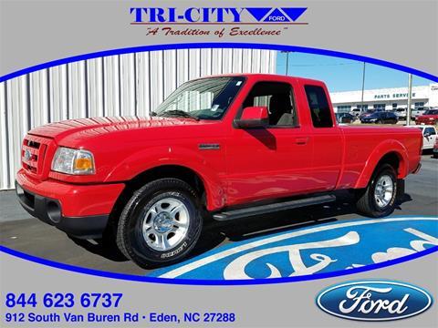 2011 Ford Ranger for sale in Eden NC
