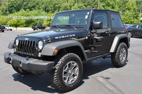 2014 Jeep Wrangler for sale in Eden NC