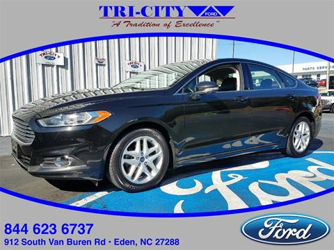 2015 Ford Fusion for sale in Eden NC