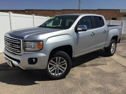 2018 GMC Canyon for sale in Dodge City, KS