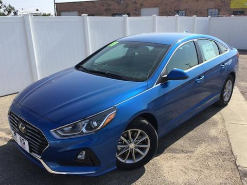 2018 Hyundai Sonata for sale in Dodge City, KS