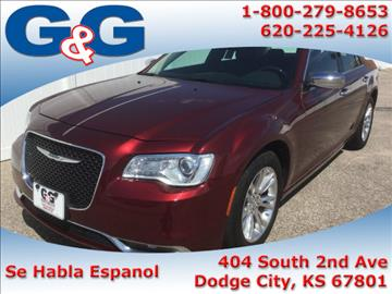 2015 Chrysler 300 for sale in Dodge City, KS