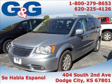2016 Chrysler Town and Country for sale in Dodge City, KS
