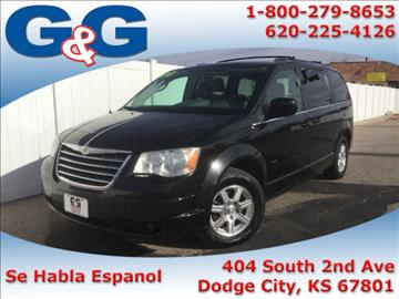 2008 Chrysler Town and Country for sale in Dodge City, KS