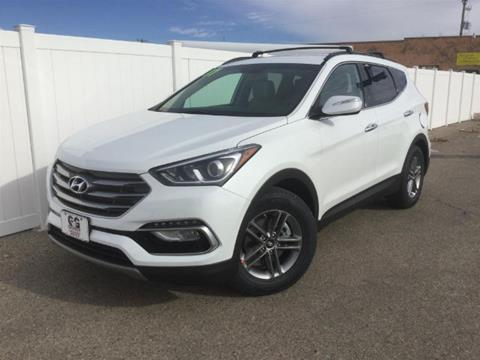 2017 Hyundai Santa Fe Sport for sale in Dodge City, KS