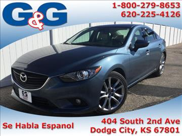 2014 Mazda MAZDA6 for sale in Dodge City, KS