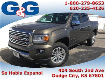 2017 GMC Canyon for sale in Dodge City, KS