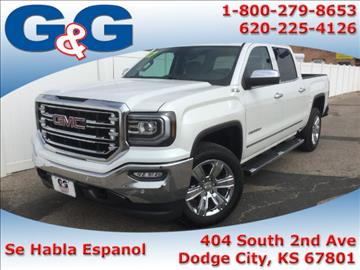 2017 GMC Sierra 1500 for sale in Dodge City, KS